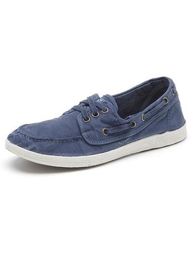 Leather Crown Casual Ayakkabı Mavi